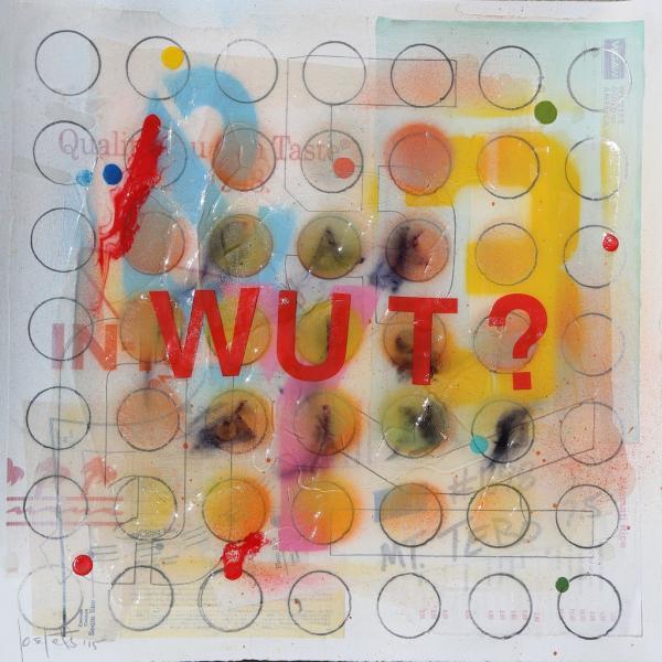 Wut? (study) by Joe Forte